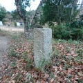 神戸市境界石No.57 林田区境界を歩く。高取山から獅子ヶ池へ下り雲雀ヶ丘。
