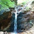 生瀬から大多田川右岸支流の不動谷溯行。宝塚最高峰岩原山を経てエデンの園へ下る。